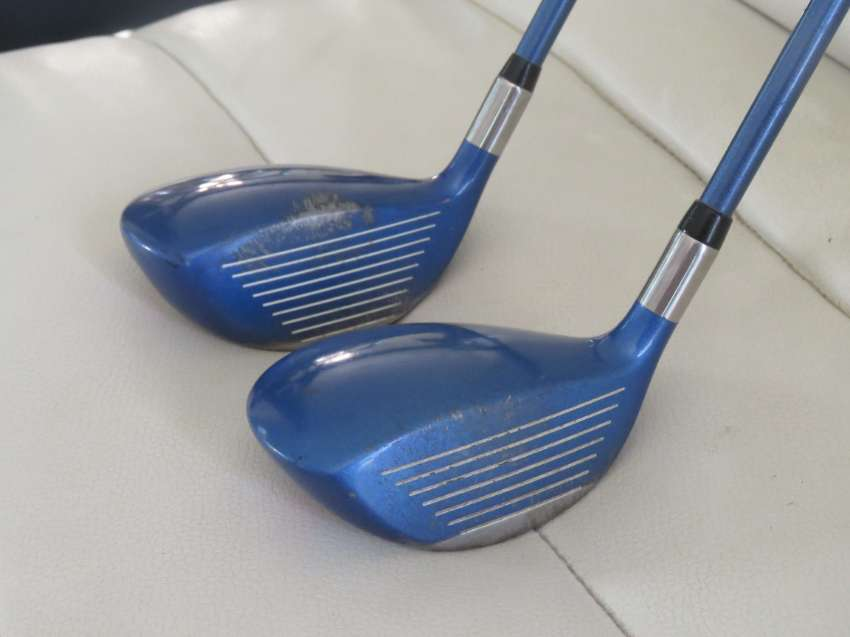 Two TaylorMade V921 Golf Clubs  For Sale