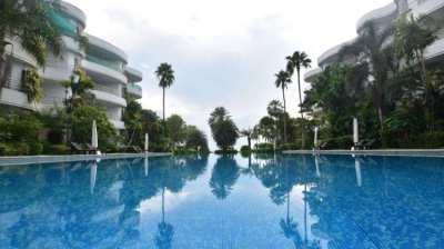 Hua Hin Beachfront Condo (luxury vacation rental, 4-5 guests)