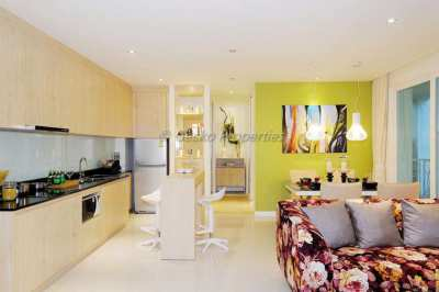 2bed 2 bath Pool view Condo for sale in Jomtien,South Pattaya