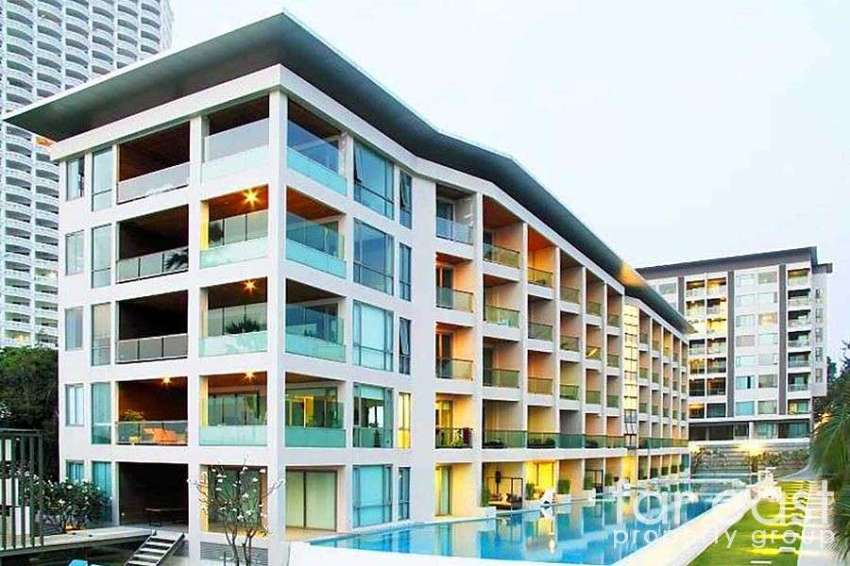 Ananya Beachfront Wongamat For Sale With Tenant