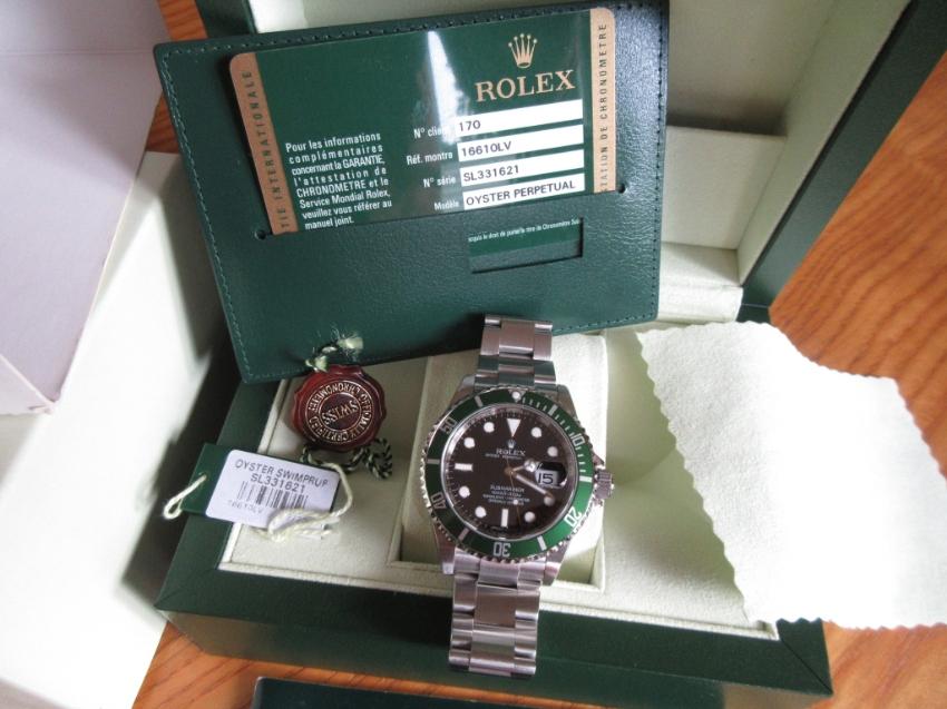 Rolex vintage reference 1675