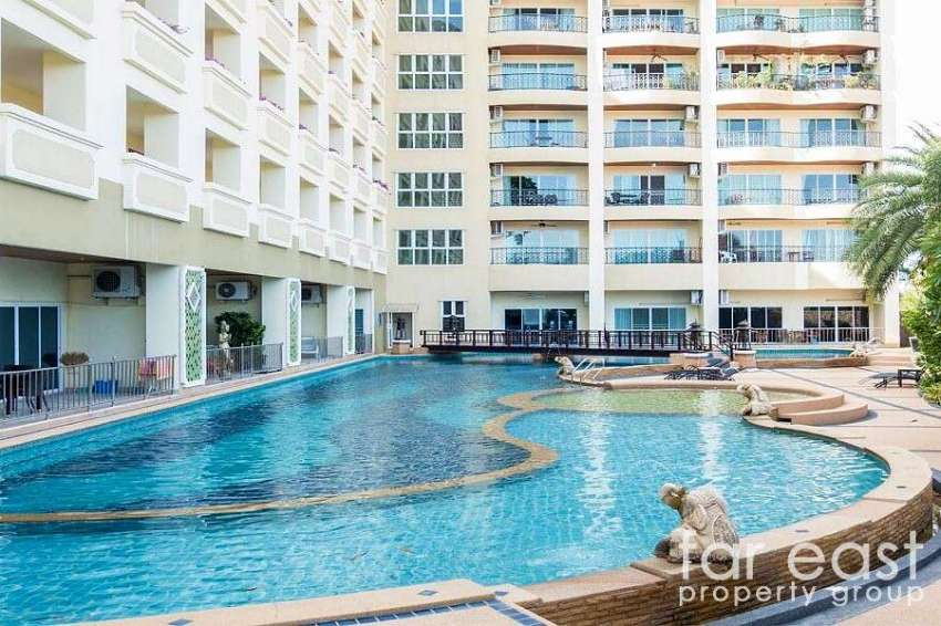 80 sqm Jomtien 1 Bedroom Condo For Rent Or Sale