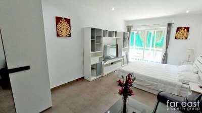 Tudor Court Pratumnak Studio - Rent Or Sale
