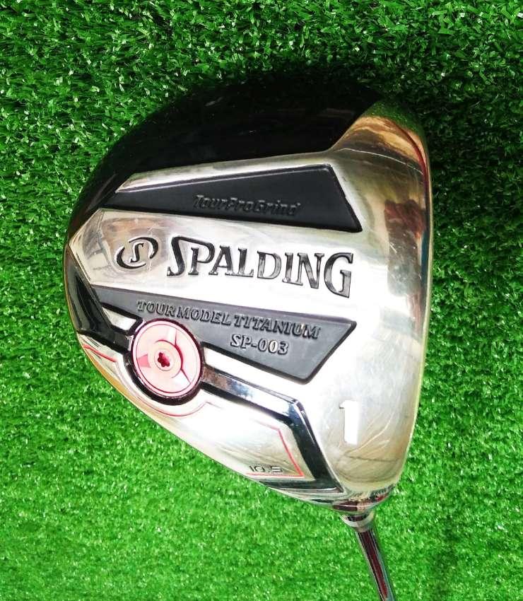 Spalding SP-0003 Tour Model 10.5° driver