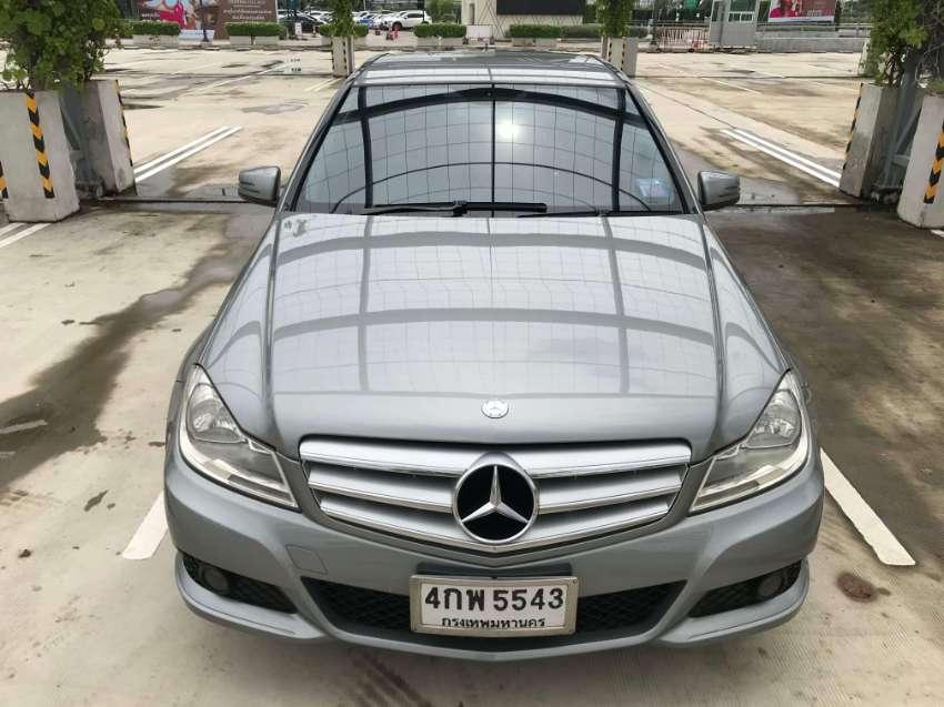 Mercedes Benz, C200 CGI, Year 2012, Turbo Engine Blue Efficiency