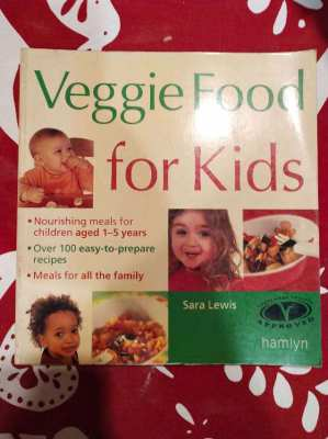 English Books – Veggie Foods for Kids & Pilates for Core strength