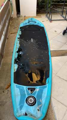 Aqua Marina Vapor Inflatable SUP