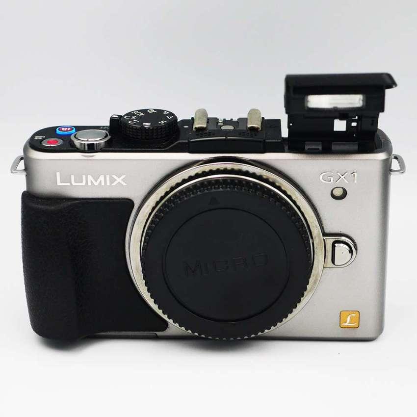 Panasonic Lumix DMC-GX1 Digital Camera Body, ตัวกล้อง GX1 Live Mos