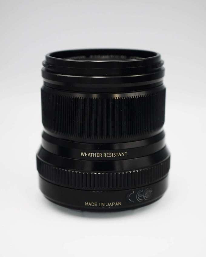 Fujinon XF 50mm F/2 R WR Black Prime Lens FUJIFILM Fuji