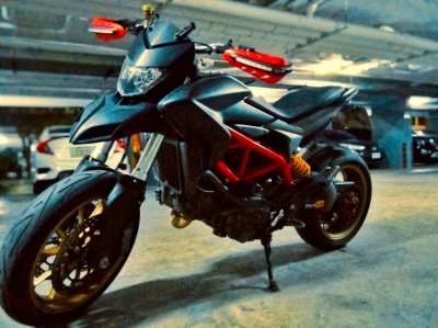 Ducati Hypermotard 821cc