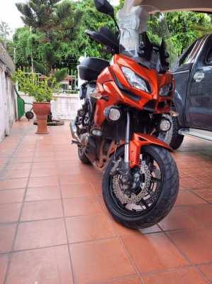 Kawasaki versys 1000cc