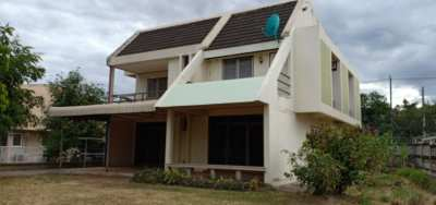 Two-storey house for rent, 3 bedrooms, 3 bathrooms (total area 100 sq.