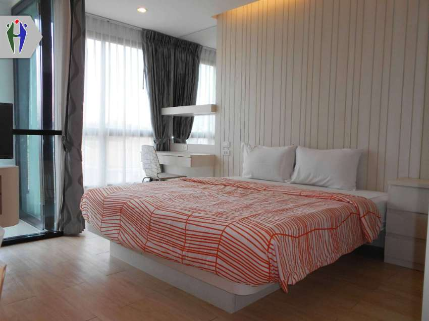Condo at Central Pattaya for Rent 6,500 baht/month, Ready to move in.