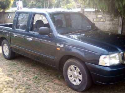 ford ranger 4 wheel ABS