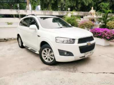 Chevrolet Captiva 2013, only 29300km, very good condition