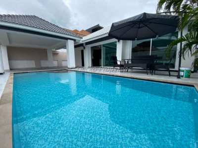 4 bed 4 bath with Private Pool House for sale in South Pattaya