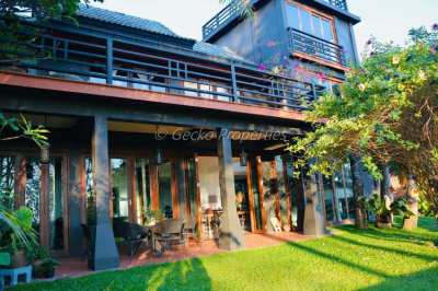 5 bed 5 bath with Private Pool House for sale in Huay Yai