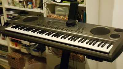 Casio keyboard in perfect condition.