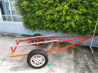 Simple Boat Trailer 10ft. for SALE