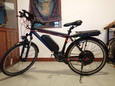 E-bike, E- bike, Ebike, conversion Project