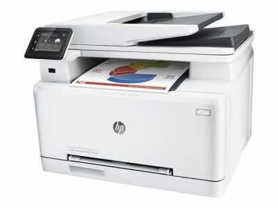 HP Color LaserJet Pro MFP M277n Printer (Part. B3Q10A)