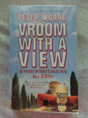 Peter Moore - Vroom With a View