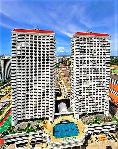 ☆ Jomtien Complex, being renovated