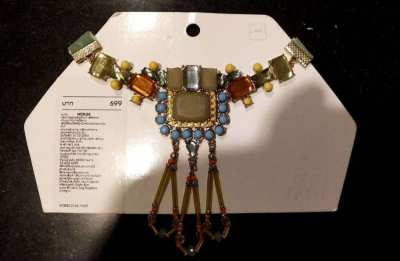 New Fashion Jewelry Necklace Save 70% – Only Baht 200!