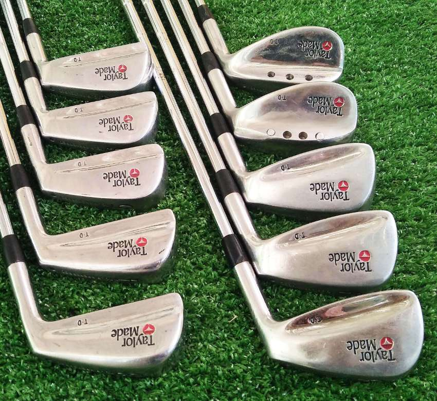 Taylormade TD iron set, Open to offers