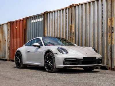 Porsche 911 Carrera 2021