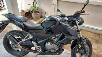 HONDA CB300F ABS