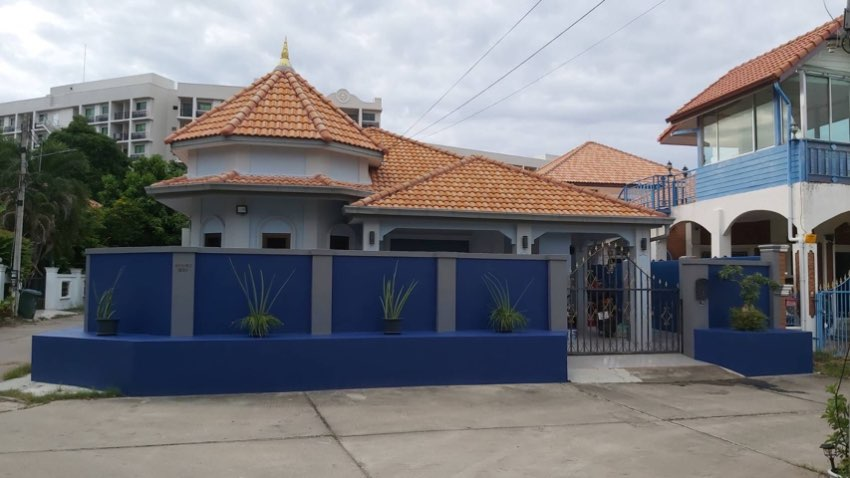 House For Sale in Center Pattaya 6.499 M THB!