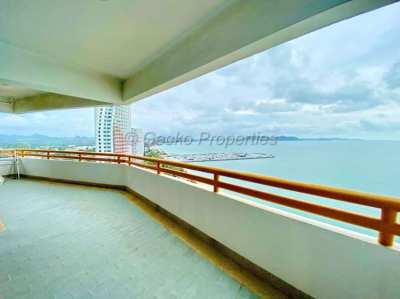 Sea View-High floor Condo for rent in Na-Jomtien