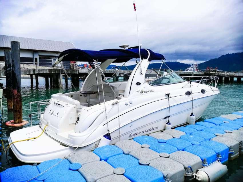 Sea Ray 280 Sundancer Boat 28ft