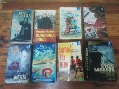 Swedish Books