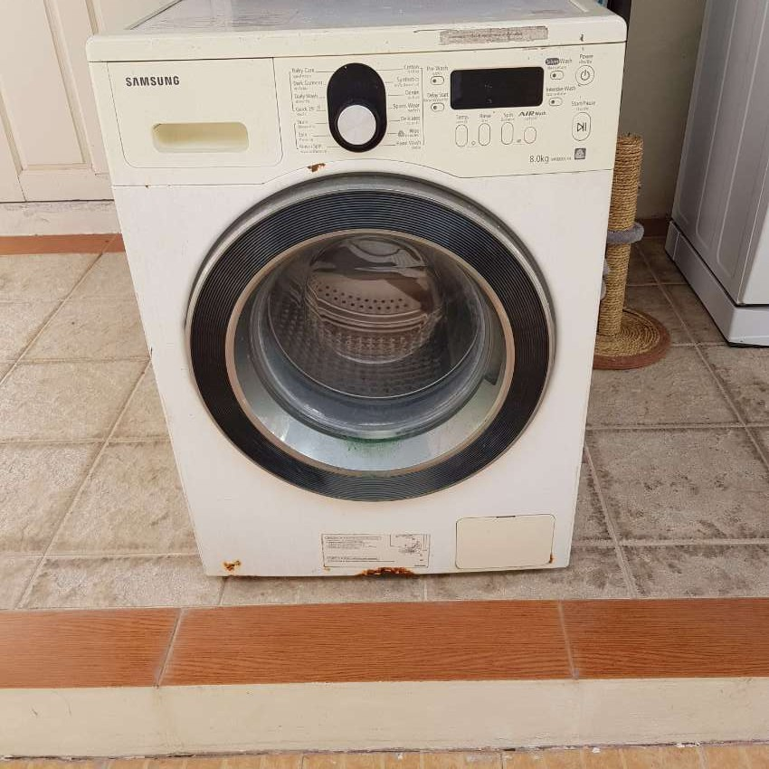 Samsung washing machine 8kg - free of charge- THB 0 !