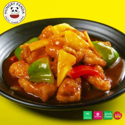 Hungry Panda Chinese Restaurant - Franchise Opportunity Thailand