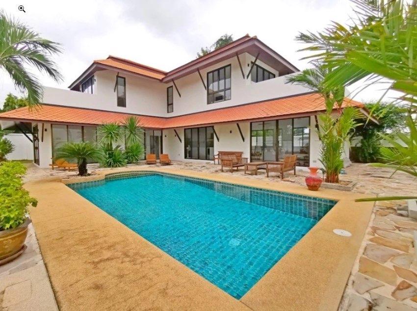 Modern Tropical Pool-Villa For Sale 12,250,000 THB