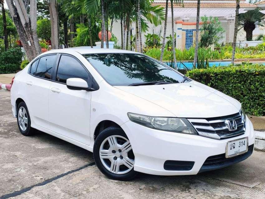 2012 Honda City 1.5 S AT