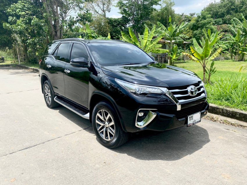 Toyota Fortuner 2018 for sale, Perfect condition