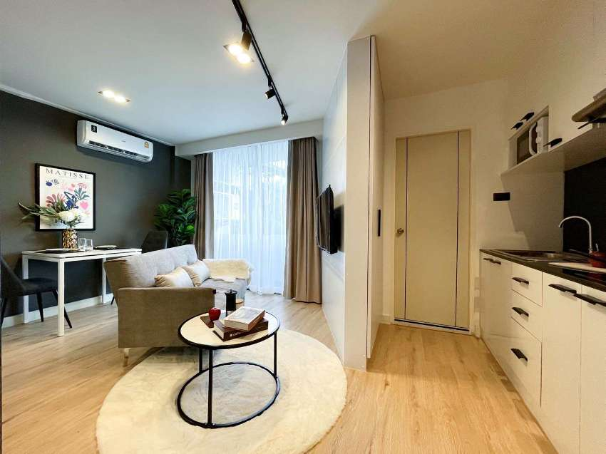 Airport Home Condominium for sale , 1 km. from Big C-HomePro