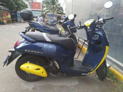 SCOOPY USER FOR SALE