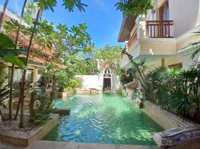3 bed 4 bath Private Pool house for sale In Na-Jomtien