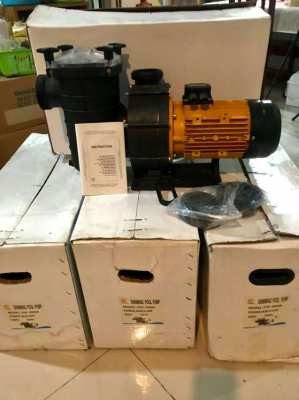 3 Phase pool pumps, brand new