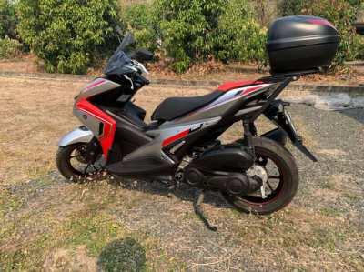 155 Yamaha AEROX