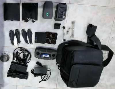 DJI MAVIC Fly more kit & ND Filters