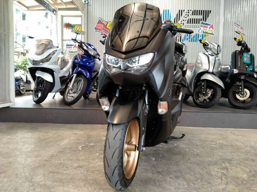 Used 2021 Yamaha Nmax Cash/installment
