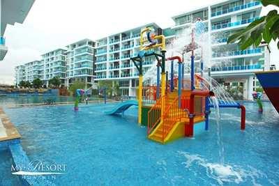 My resort Condo Huahin Room for sell