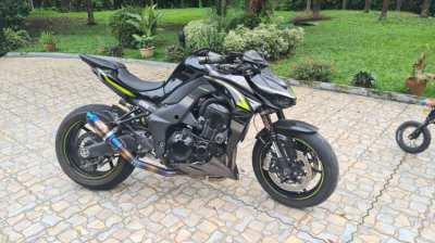 Kawasaki Z1000R Brembo&Ohlins