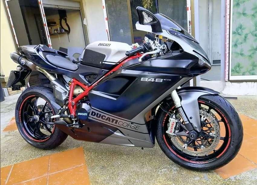 Ducati 848 evo corse 2013